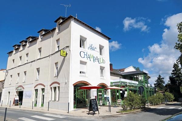 Hotel le Champalud, Champtoceaux