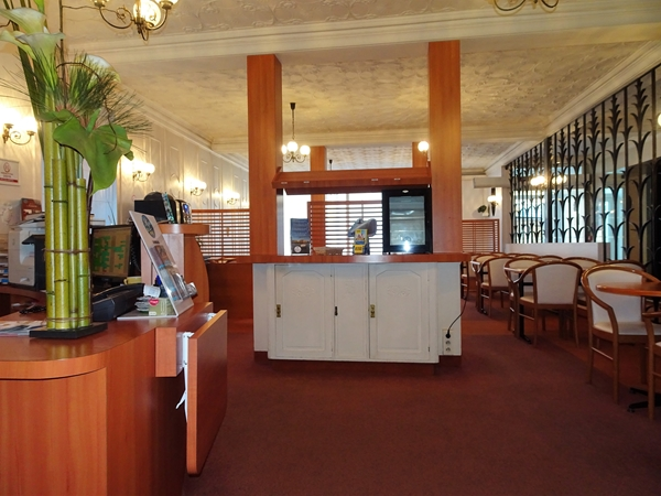 Hotel le Louvre, Cherbourg