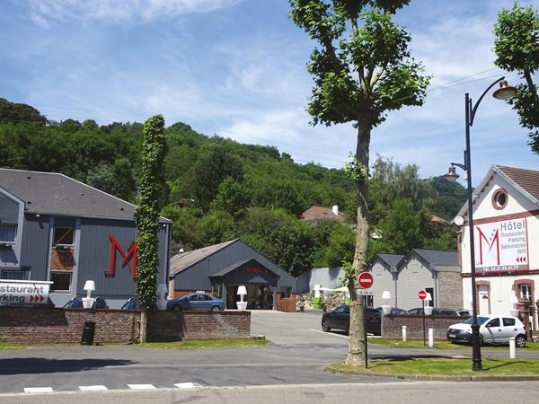 Le M Hotel, Honfleur