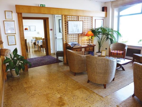 Hotel Aux Tamaris, Roscoff