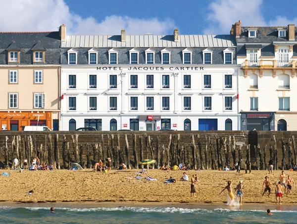 Hotel Ibis Plage, St Malo