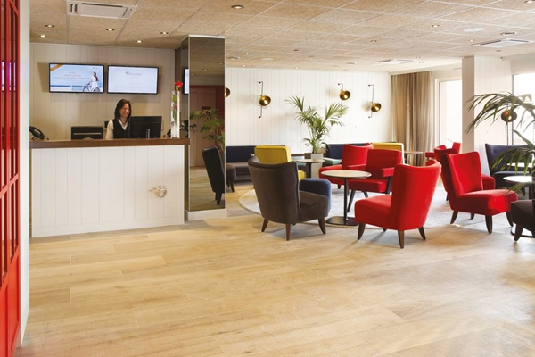Hotel Escale Oceania, St Malo