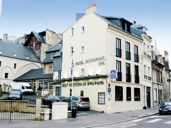 hotel-le-dauphin-and-le-spa-du-prieure-caen