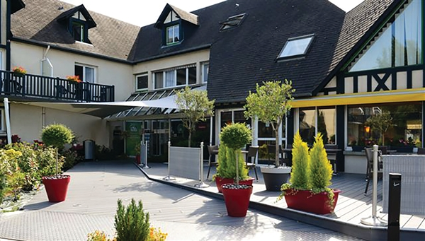 Hotel Mercure, Cabourg