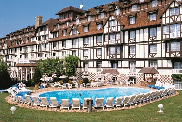 Hotel du Golf Barrière, Deauville
