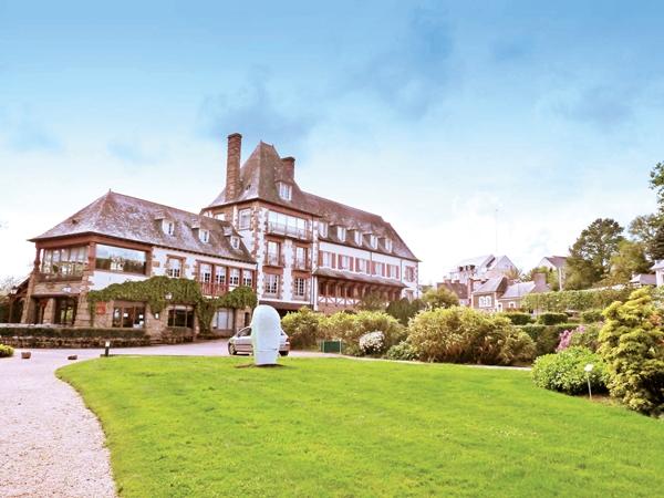 Hotel Ar Milin', Châteaubourg