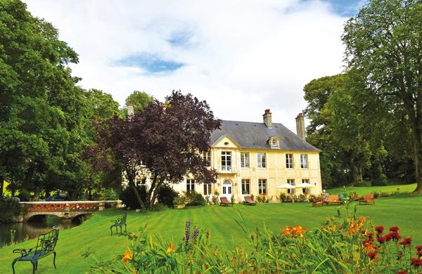 Château de Bellefontaine, Bayeux