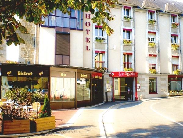 hotel-le-fruitier-villedieu-les-poeles