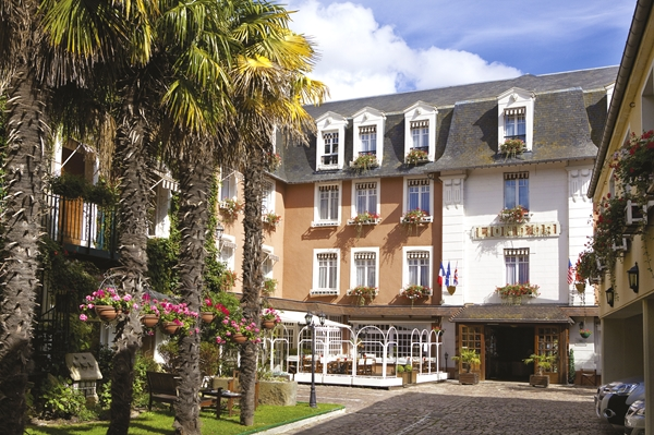 Hotel le Lion d'Or, Bayeux