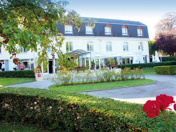 Hotel le Pré St Germain, Louviers