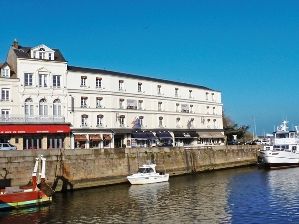 Hotel le Cheval Blanc, Honfleur