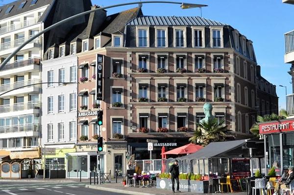 Ambassadeur Hotel, Cherbourg