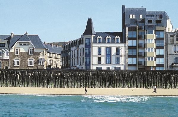 Hotel Mercure Front de Mer, St Malo