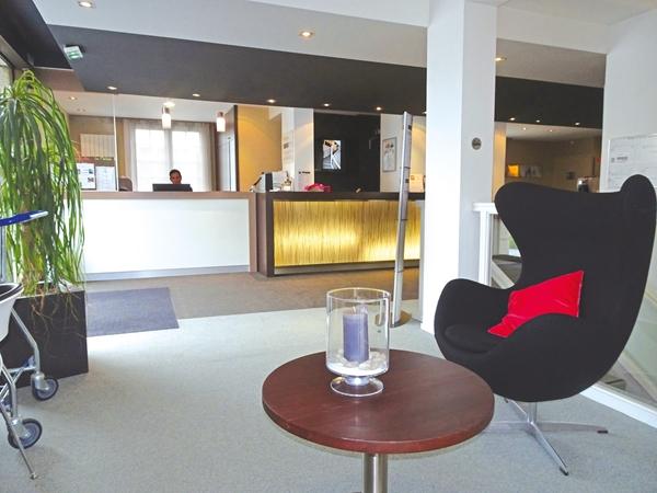 Quality Hotel la Marébaudière, Vannes