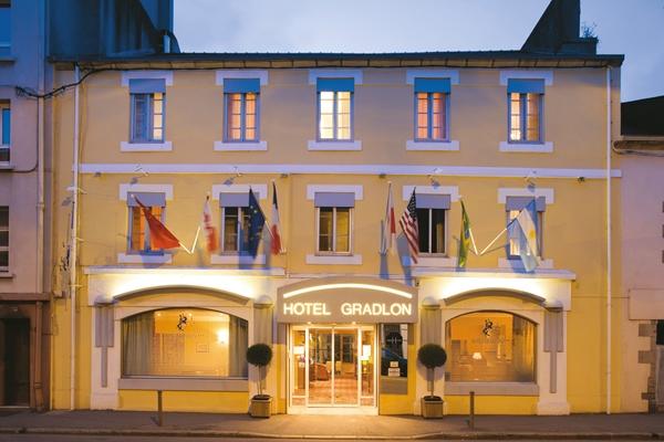 Hotel Gradlon, Quimper