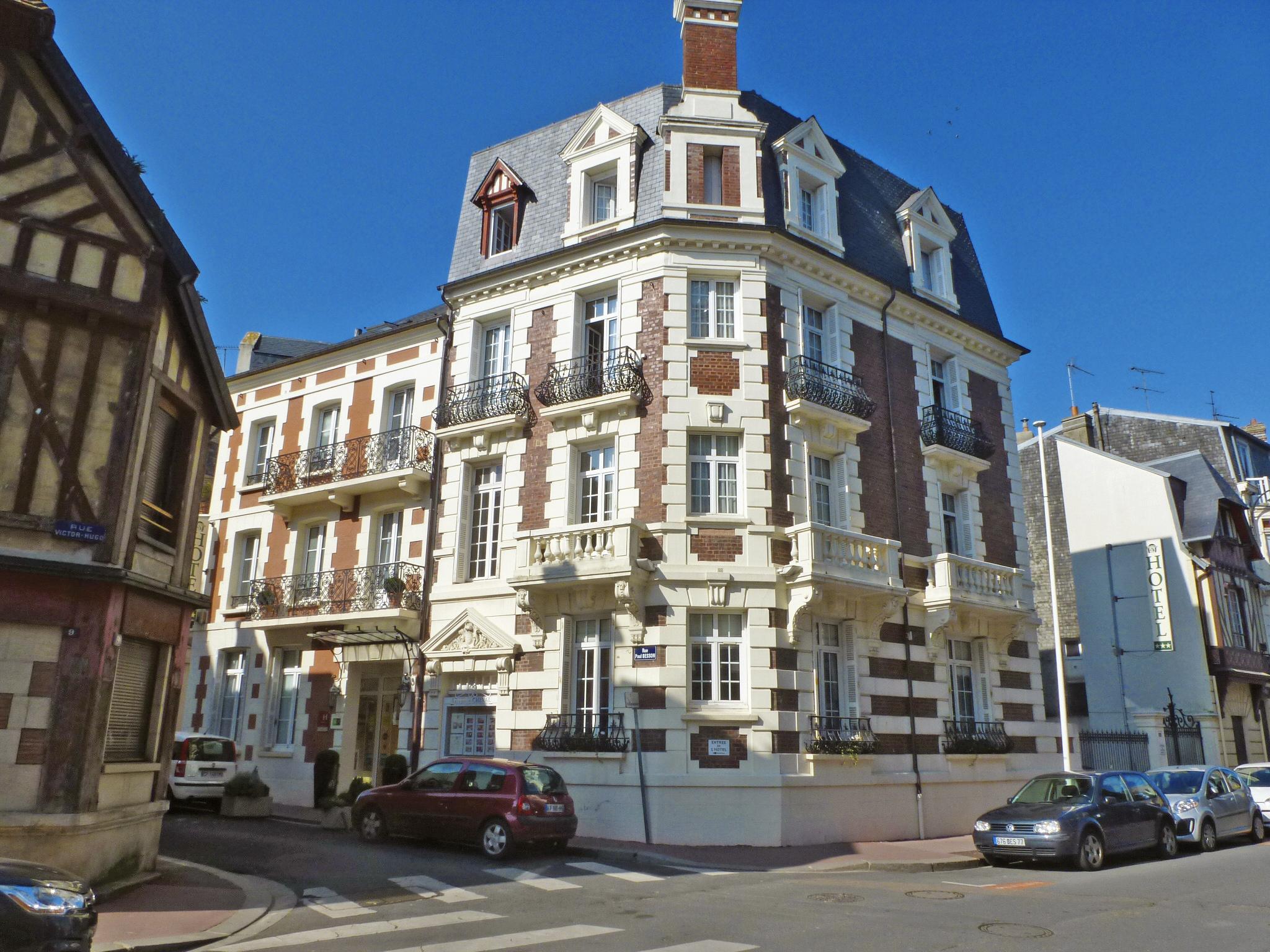 Hotel le Fer à Cheval, Trouville
