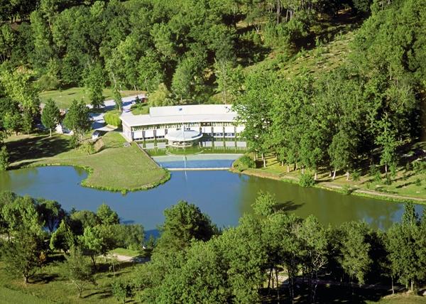 Hotel des Lacs d'Halco, Hagetmau