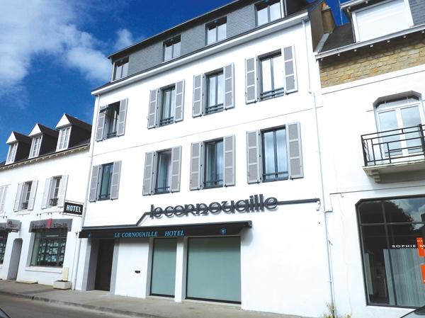 Le Cornouaille Hotel, Bénodet