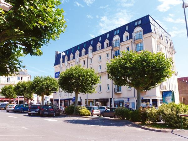 Hotel Mercure Trouville sur Mer, Trouville