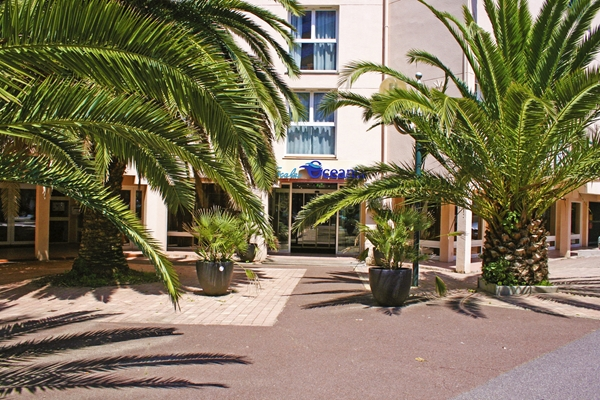 Hotel Escale Oceania, Biarritz