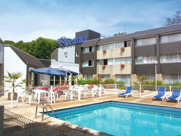 Hotel Oceania Quimper, Quimper