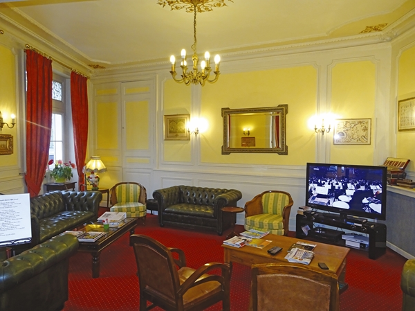 Hotel le Plantagenêt, Chinon