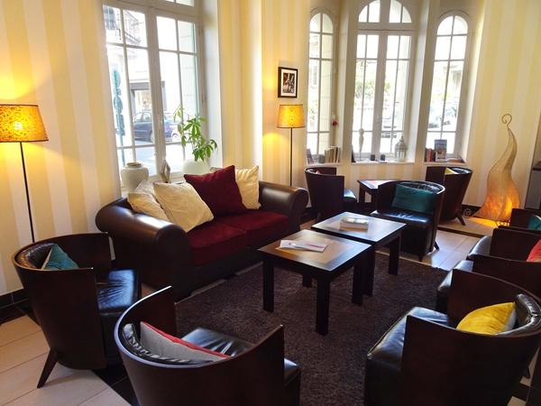 Hotel Balmoral Dinard, Dinard