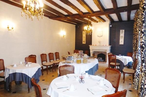 Hotel le Cheval Blanc, Bléré