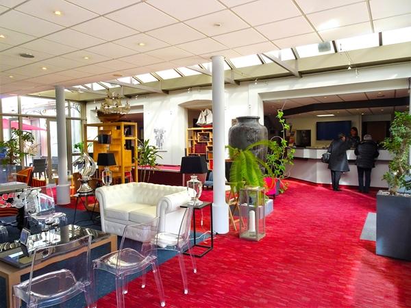 Grand Hotel de Courtoisville, St Malo