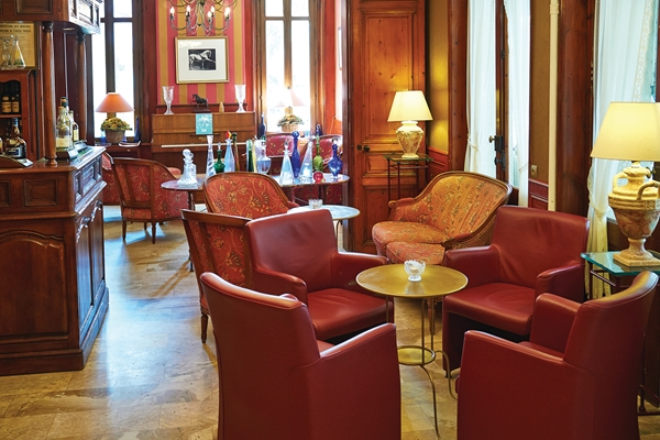 Hotel le Bellevue, Villerville