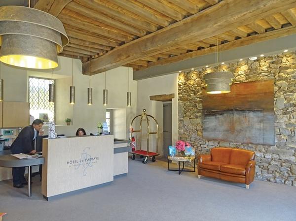 Hotel de l'Abbaye BW Premier Collection, St Malo - Le Tronchet
