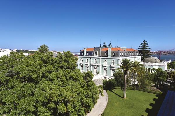 Pousada Palace Lisboa, Lisbon