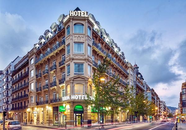 Hotel Sercotel Europa, San Sebastian