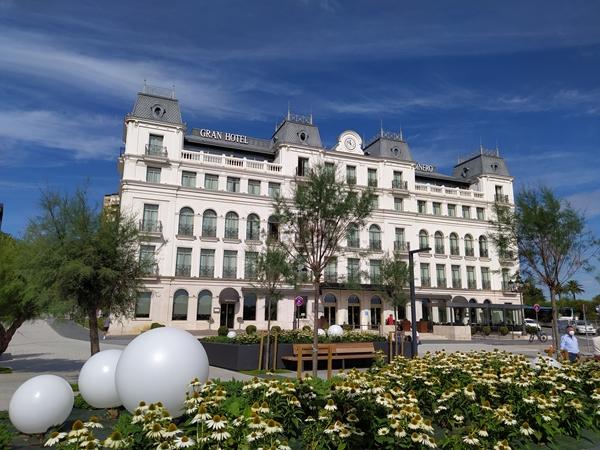 Hotel Sardinero, Santander