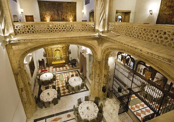 Hotel Reyes Católicos, Santiago