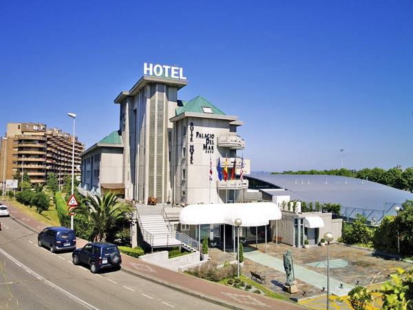 Hotel Palacio del Mar, Santander