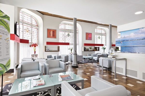 Hotel abba Santander, Santander