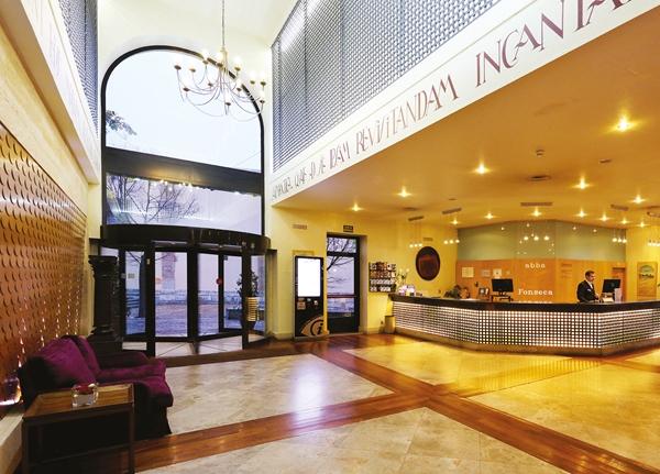 Hotel abba Fonseca, Salamanca