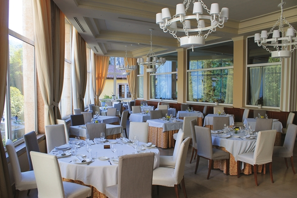 Gran Hotel Pelayo, Covadonga