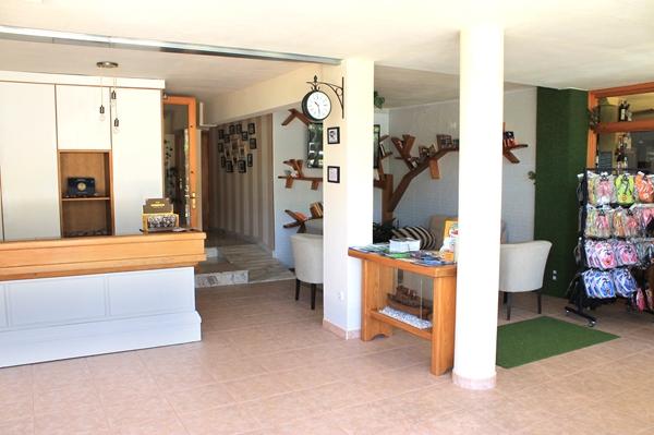 Hotel El Refugio, Cóbreces