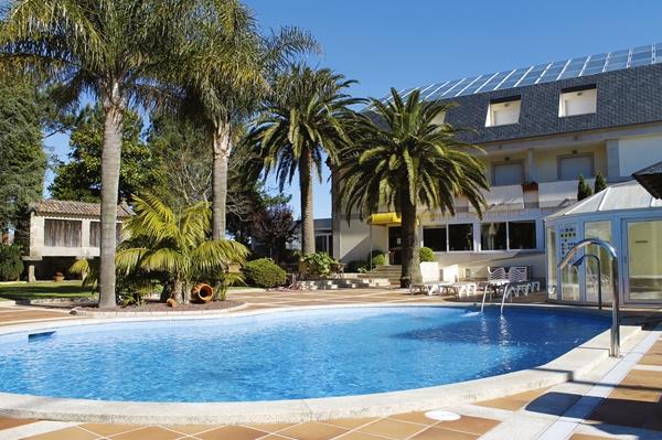 Hotel Bosque Mar, O Grove - Reboredo