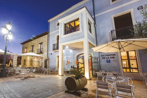 Hotel El Lagar de Isilla, La Vid