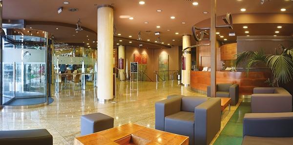 Hotel Silken Monumental Naranco, Oviedo