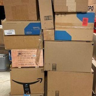 1 Pallet of Miscellaneous Merchandise, 327 Units, Shelf Pulls, Est. Original Retail $10,469, Mt. Pleasant, MI