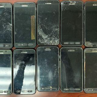 Samsung Galaxy S7 active, AT&T, 50 Units, Salvage Condition, Est. Original Retail $35,000, Las Vegas, NV