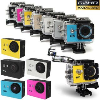 Full HD 1080p Sports Action Cameras, Waterproof Camcorders, DV Cam Packaging, 46 Units, New Condition, Est. Original Retail $4,554, Fresh Meadows, NY
