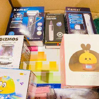 Robot Vacuum, Electronics, Clothing, Shoes, Décor, Jewelry & More, 213 Units, Shelf Pulls, Est. Original Retail $5,089, Fresh Meadows, NY