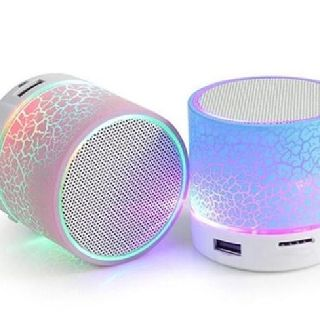 LED Portable Mini Bluetooth Speakers, Wireless/Smart for iPhone/Samsung, 110 Units, New Condition, Est. Original Retail $2,200, Fresh Meadows, NY