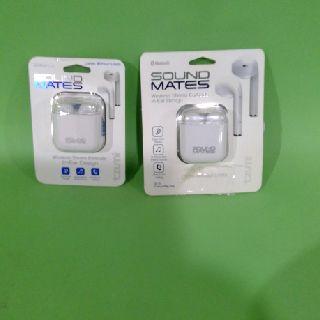6ab072c404a Tzumi 5761WM Sound Mate Bluetooth Earbuds with Protective Charging Case,  100 Units, Customer Returns, Est. Original Retail $4,900, Austin, TX