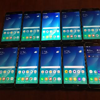 Samsung Galaxy Note5, Carrier Unlocked & More, Mixed GBs, 50 Units, Used Condition, E Grade, Est. Original Retail $40,000, Bend, OR